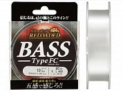 Леска Gosen Fluorocarbon Reloaded Bass FC 8 lb (2) 0,235 mm